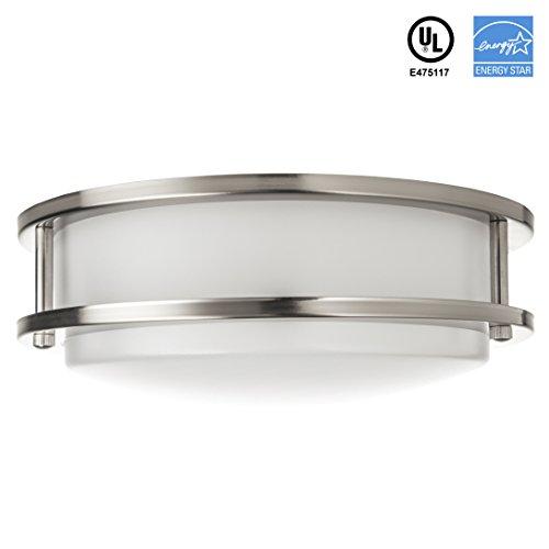 Bathroom Lighting Soft White Or Daylight flush | bathroom lighting fixtures